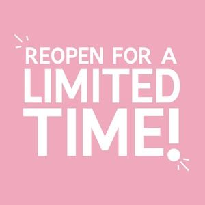 Other - LIMITED REOPENING!